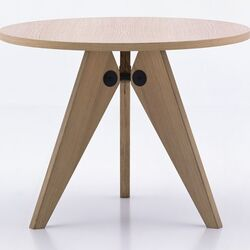 Jean Prouv� Gueridon Dining Table