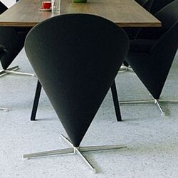 Cone Chair by Verner Panton