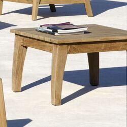Teak Stafford Square Coffee Table