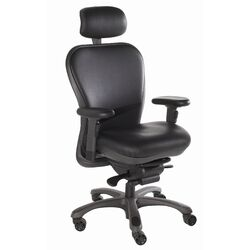 Mid-Back Leather CXO Executive Chair