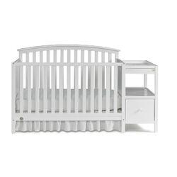 Huntington Crib and Changer