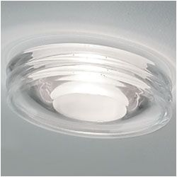 Disk Low Voltage Recessed Lighting with Housing