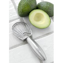 Steel Function Parma Stainless Steel Avocado Slicer