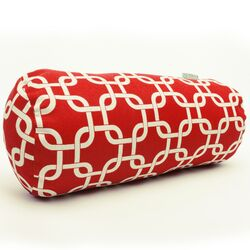 Links Round Bolster Pillow