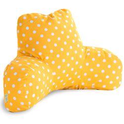 Ikat Dot Reading Pillow