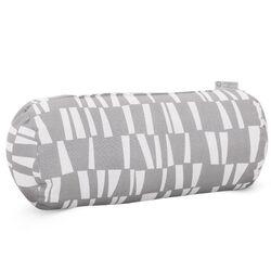 Sticks Round Bolster Pillow