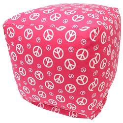 Peace Small Cube
