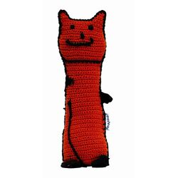 Sansi Hand Knitted Doll