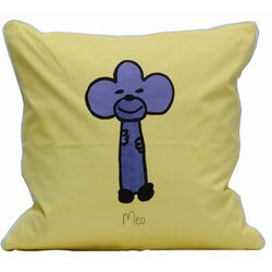 Friends on Your Meo Down-Filled Pillow