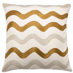 RicRak Wool Pillow