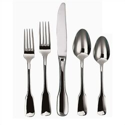 David Shaw Silverware Georgia 20 Piece Flatware Set | Wayfair