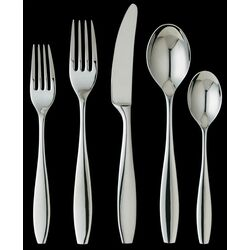 Ginkgo Skandia 20 Piece Flatware Set | Wayfair