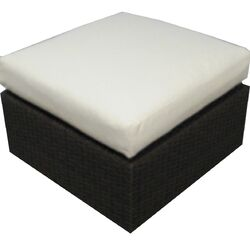Manhattan Ottoman with Cushion