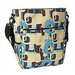 Street Rodeo Drive Tote Diaper Bag
