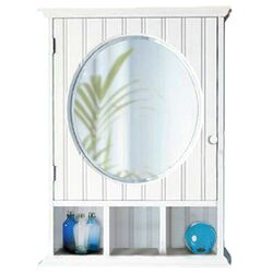 Techstyle Bathroom Wall Cabinet with Mirror