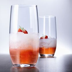 Banquet Tritan Long Drink Highball Glass