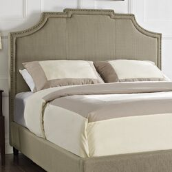 Keystone Queen Upholstered Headboard