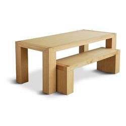 Gus Modern Chunk Dining Table