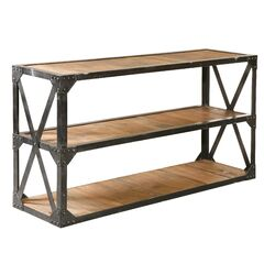 Bleecker Recycled Console Table