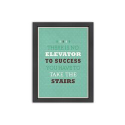 Succes Framed Textual Art