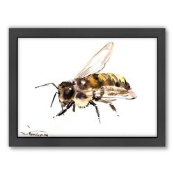 Bee 4 by Suren Nersisyan Framed Painting Print