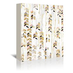 Chesapeake Graphic Art on Wrapped Canvas