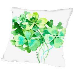 St. Patrick 6 Throw Pillow