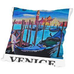 Venice San Giorgio 2 Throw Pillow