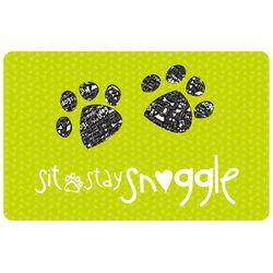Sit, Stay, Snuggle Doormat