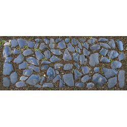 Black Stones Decorative Mat
