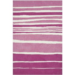 Piper Tickle Me Pink Area Rug