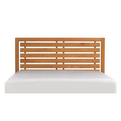 Dominion Storage Bed with Slat Headboard