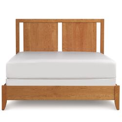 Dominion Bed with Two Panel Headboard
