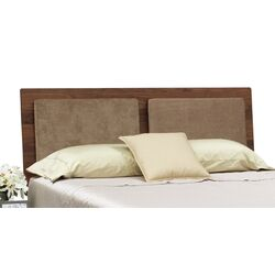 Mimo Bed with Upholstered Fabric Headboard