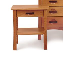 Berkeley 1 Drawer Nightstand with Shelf