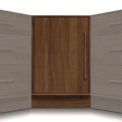 Moduluxe 1 Door Corner Chest