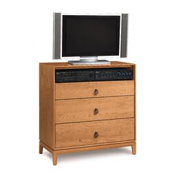 Mansfield 3 Drawer Chest with Media Organizer