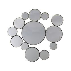 Circles Wall Mirror I