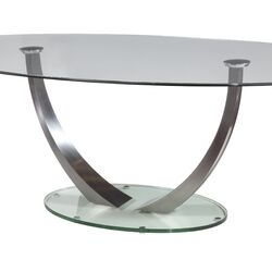 Ovolo Dining Table Base
