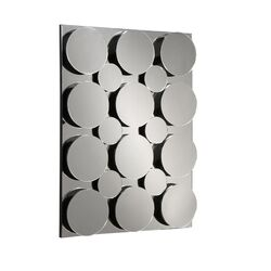 Le Cercle Wall Mirror - Clear Mirror