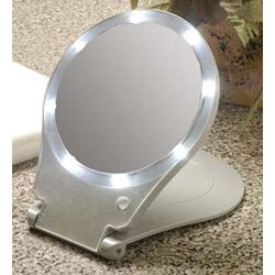Floxite Vanity 15x To 1x Magnifying Mirror Amp Reviews Wayfair