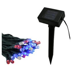 50 Light Solar String Light