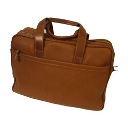 Deerskin Negotiator Laptop Leather Briefcase