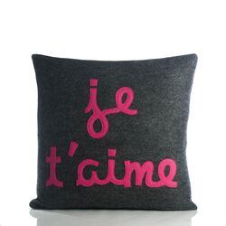Je T'Aime Decorative Pillow