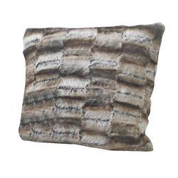 Faux Fur Decorative Pillow