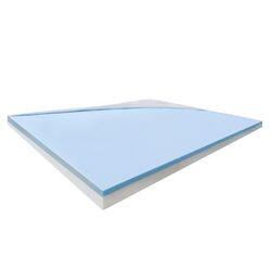 orthotherapy 2 mygel gel memory foam topper reviews. Black Bedroom Furniture Sets. Home Design Ideas
