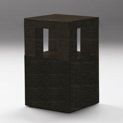 Quad End Table