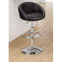 Concerto Adjustable Height Swivel Bar Stool