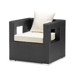 Algarva Outdoor Deep Seating Armchair