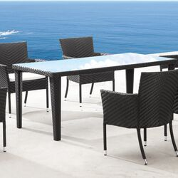 Cavedish Outdoor Rectangular Dining Table